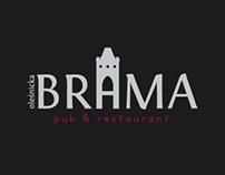 Corporate identity of BRAMA