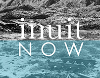 Inuit Now - Exhibition Design and Identity