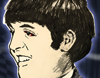 The Illustrated Beatles