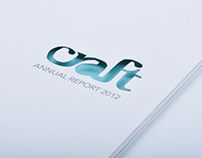 Craft Victoria Annual Report 2012
