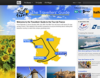 Le Tour de France Travellers Guide