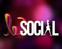 Le Social : Social Media