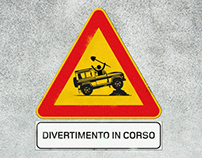 Divertimento in corso by Land Rover