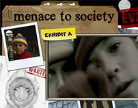 Menace to Society (South Park/Comedy Central)