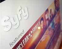 Syfy Windows 8 application