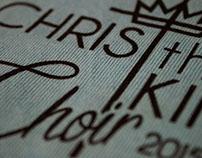 Christ the King Choir Tshirt