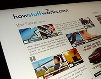 HowStuffWorks Windows 8 application