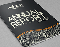 Annual Report for Student NGO