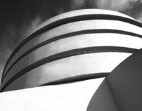 Guggenheim Museum - Exterior  | NY