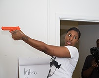 More Black Women are Learning to Use Guns