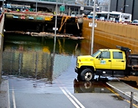 Sandy Recovery Efforts - Lower Manhattan