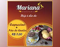Comercial Cafeteria Mariana