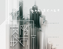 Gray Scale City - the Poster