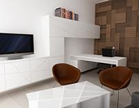 Public Interior Design 04 StrictDesign Office Room