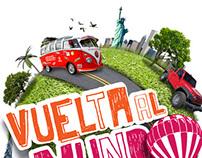 Vuelta al Mundo / Promo Porta Hnos