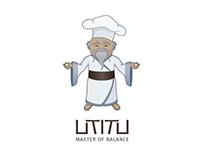 UTITU - Master of balance