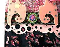 EAH! Black label GEO bags spring summer 2009