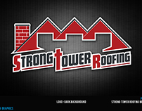 Strong Tower Roofing Branding Project