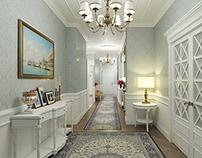 5 rooms flat / Grand Alatau / Astana /  Kazakhstan