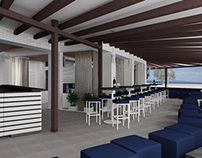 Freelance Interior Design 07 Mediterranean Bar