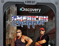 American Chopper Artwork