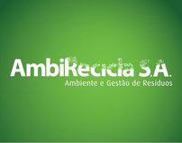 AmbiRecicla - Imagem Corporativa