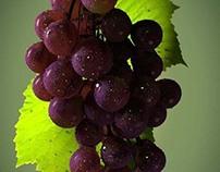 3D Grape