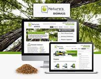 Nature's Power BIOMASS - Renewable Energy
