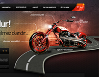motomax web design