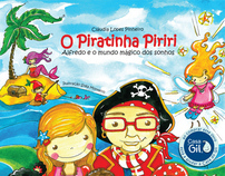 Piratinha Piriri Book Cover