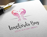 Logo LOVEBIRDS BAY