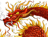 Chinese dragon and the US Elections. Step to step