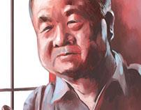 Mo Yan, Nobel prize in literature