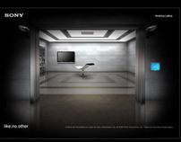 SONY Bond Lab minisite