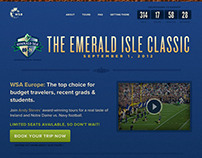 Emerald Isle Classic Website