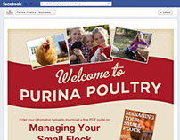 Purina Poultry Facebook Page