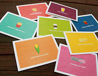 Food & Drink Stationery