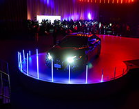 Debut Nissan MAXIMA 2016 // Light Installation