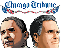 Design and Art Direction at the Chicago Tribune