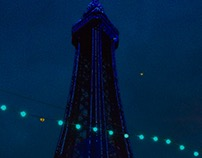 Blackpool Tower May Day 2017