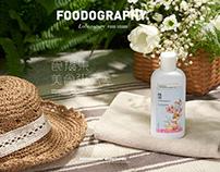 自然会有答案 植观儿童洗护系列 Baby care|foodograpy