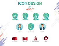 Icon Design by AND IT