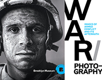 WAR / PHOTOGRAPHY - Brooklyn Museum
