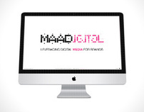 MAADigital Re-Brand