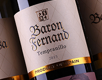 Spanish wine design / Дизайн испанских вин