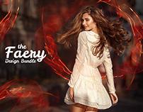 The Faery Design Bundle: 3812 Photoshop Add-ons