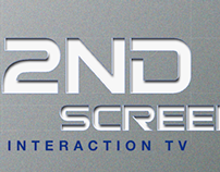 logotipo 2nd screen