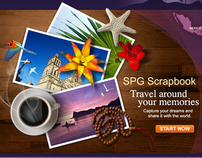 STARWOOD HOTELS Latin America Corporate Website