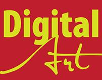 Digital Illustrations (Bamboo)
