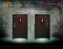 HBO EPITAFIOS Campaign Minisite